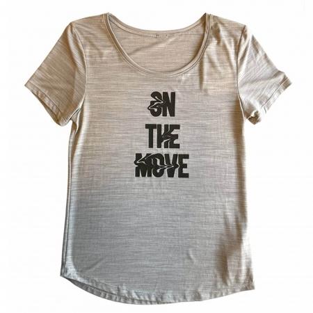 Camiseta LIVE! On The Move