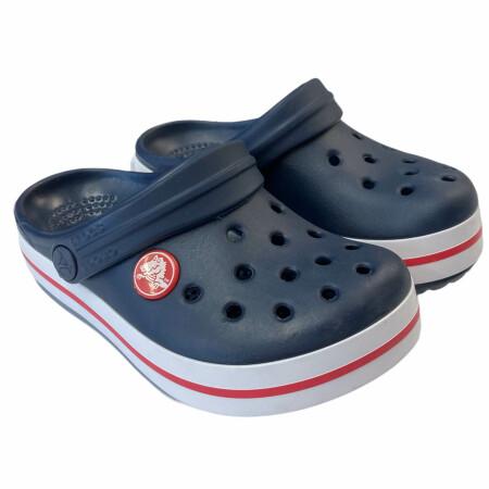 Crocs Infantil Crocband K Navy