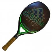 Raquete De Beach Tennis adidas #greenbeachtennis