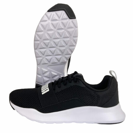 Tênis Infantil Puma Wired Jr - Black