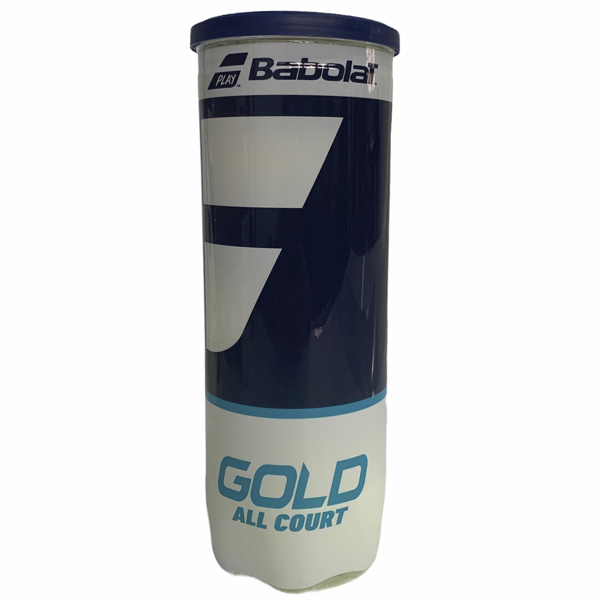 Bola de Tênis Babolat Gold All Court