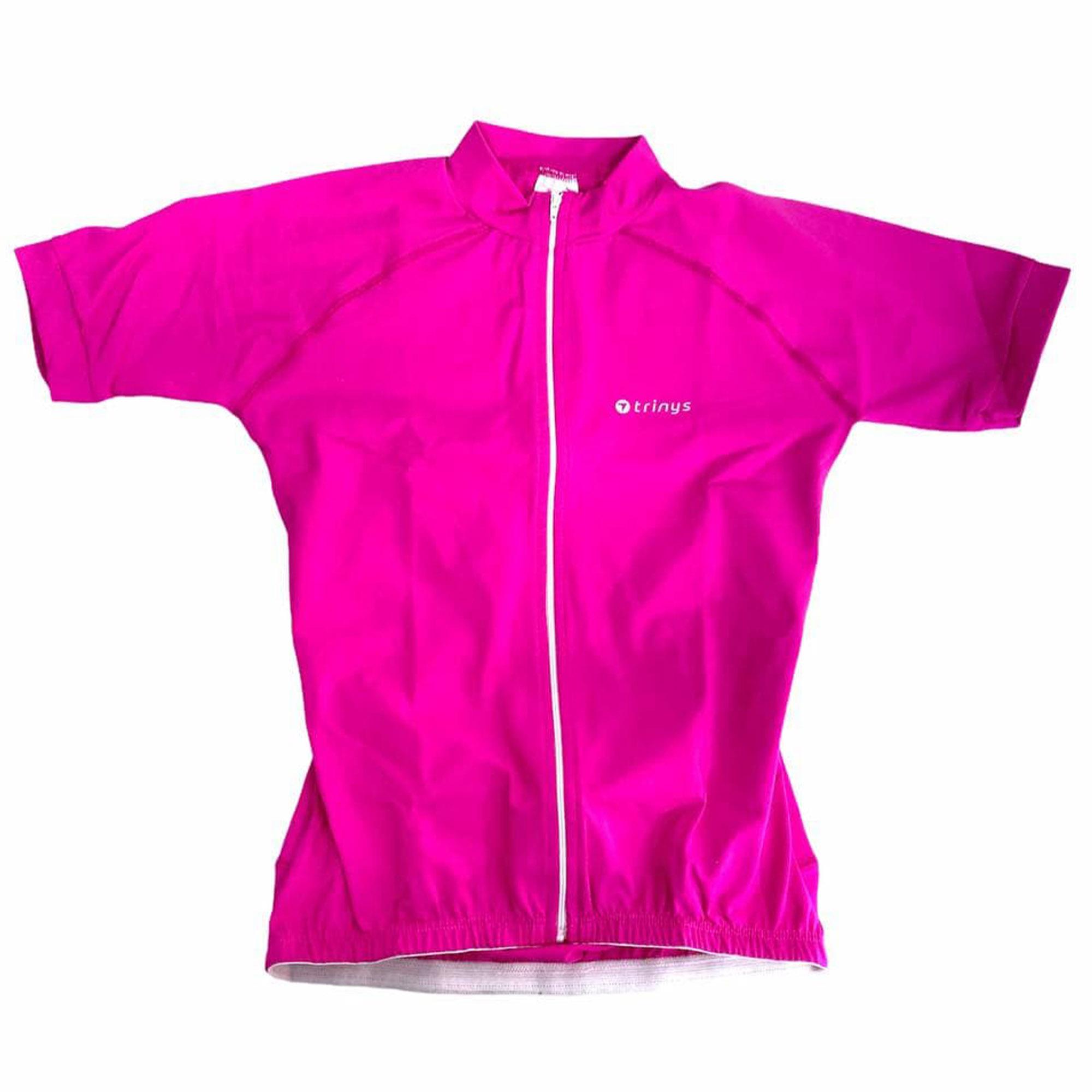 Camiseta de Ciclismo Trinys Feminina