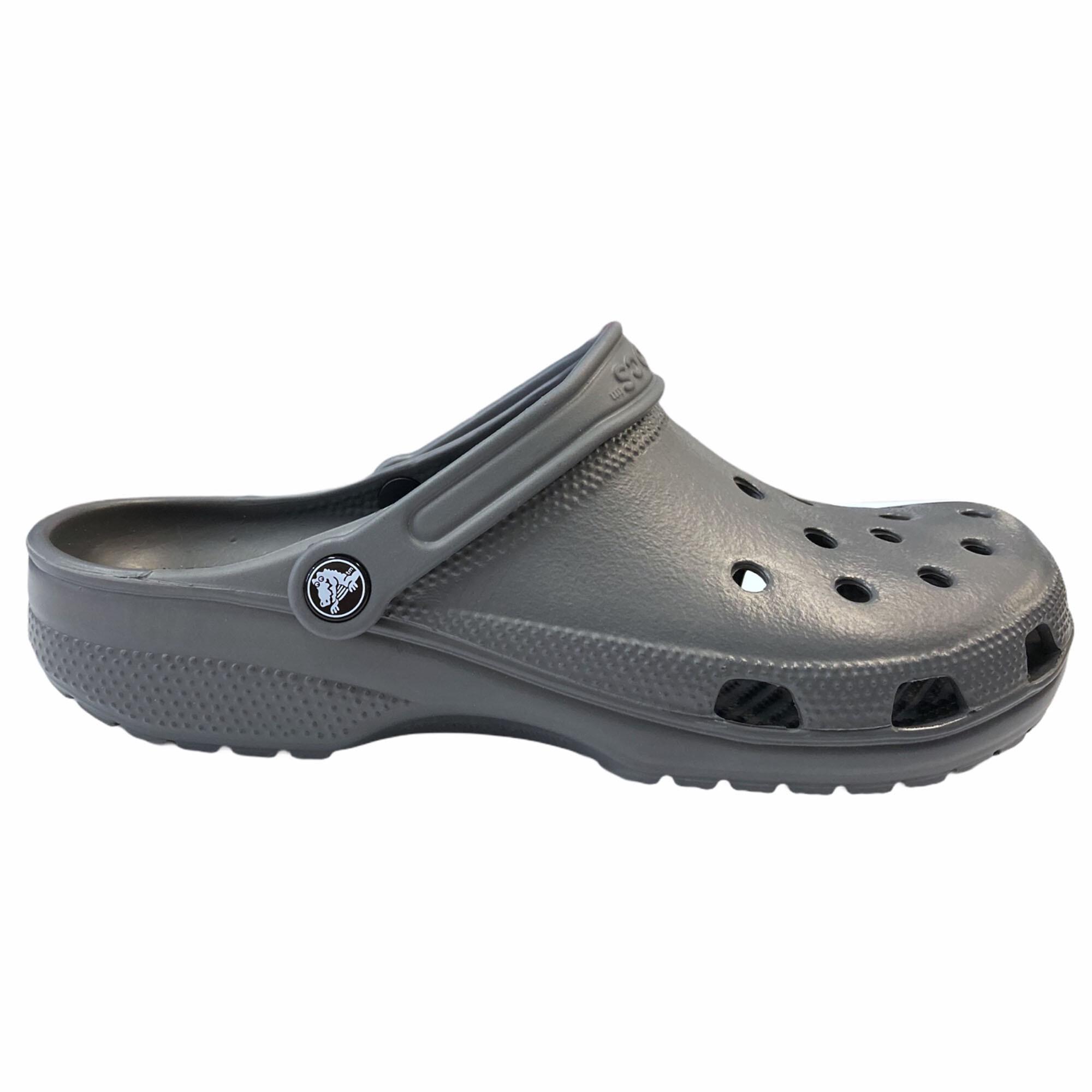 Crocs Classic Clog K Slate Masculino