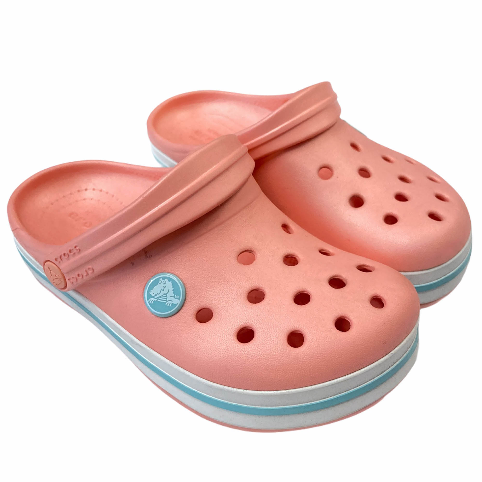 Crocs Crocband K Melon/Ice