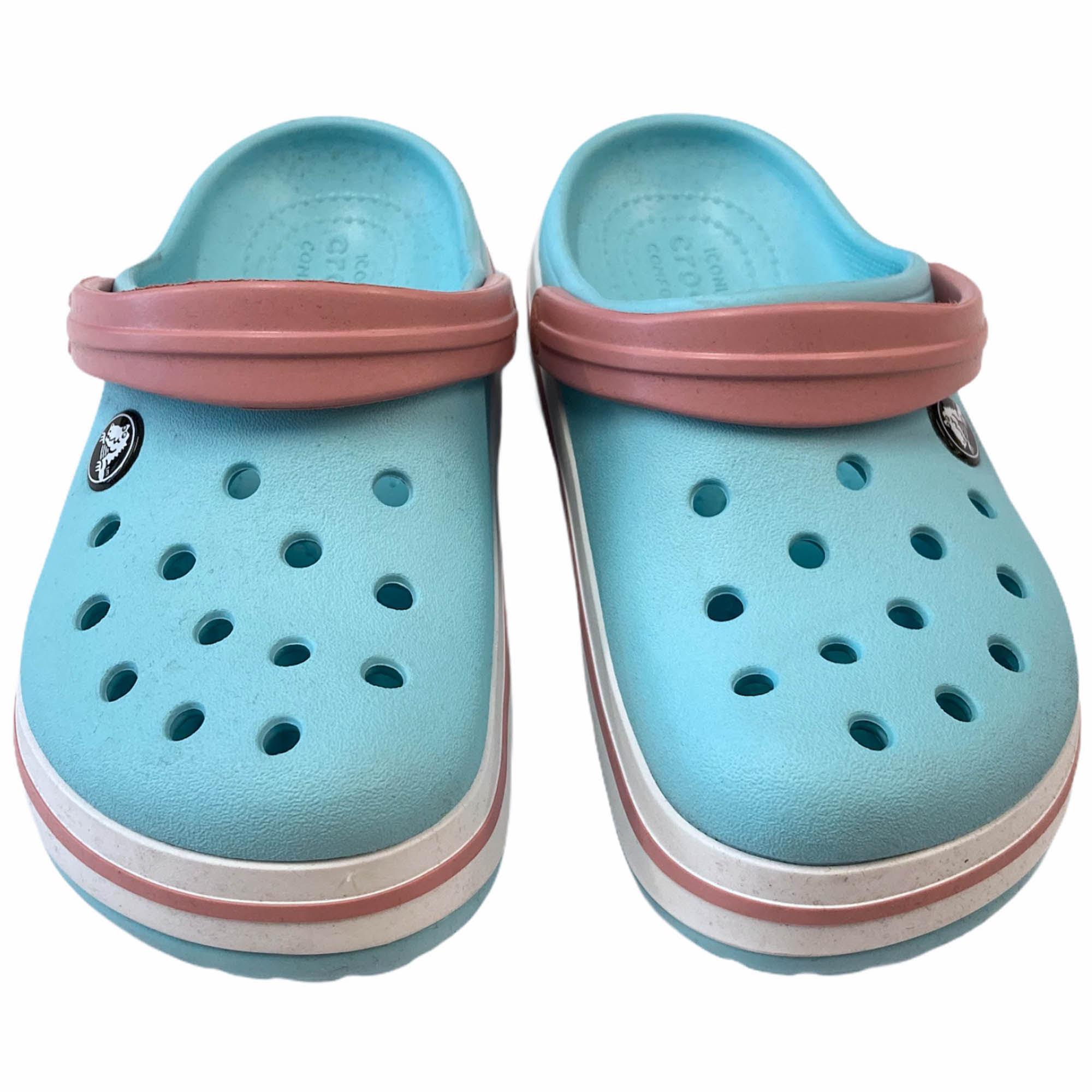 Crocs Infantil Crocband Clog - Azul