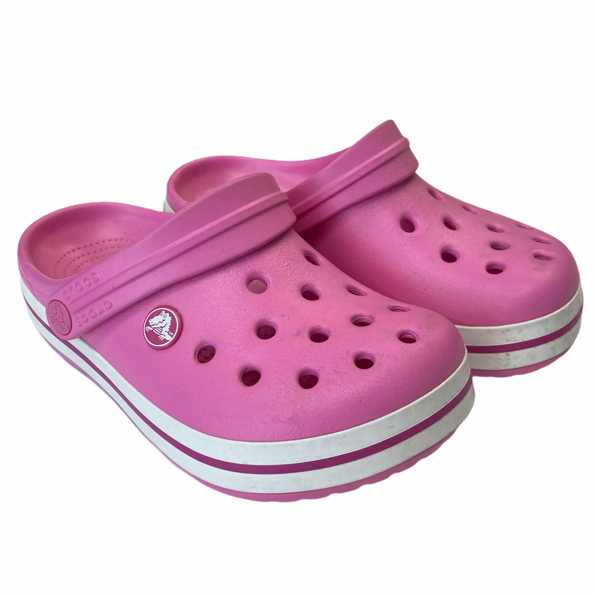 Crocs Infantil Crocband - Pink