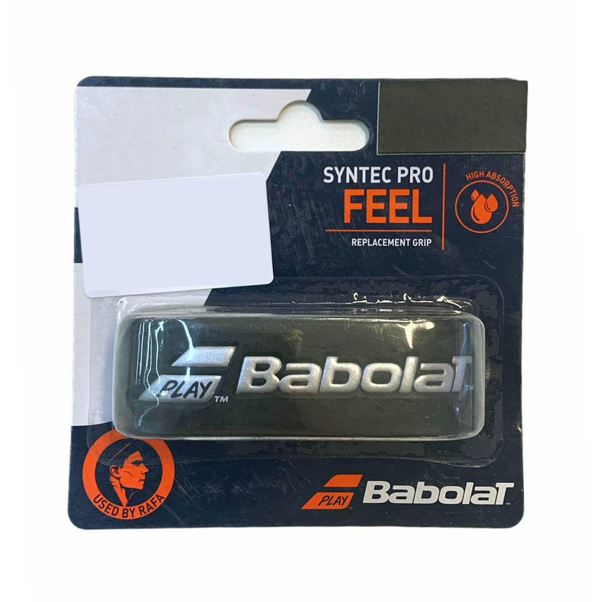 Cushion Grip Babolat Syntec Pro Feel Preto