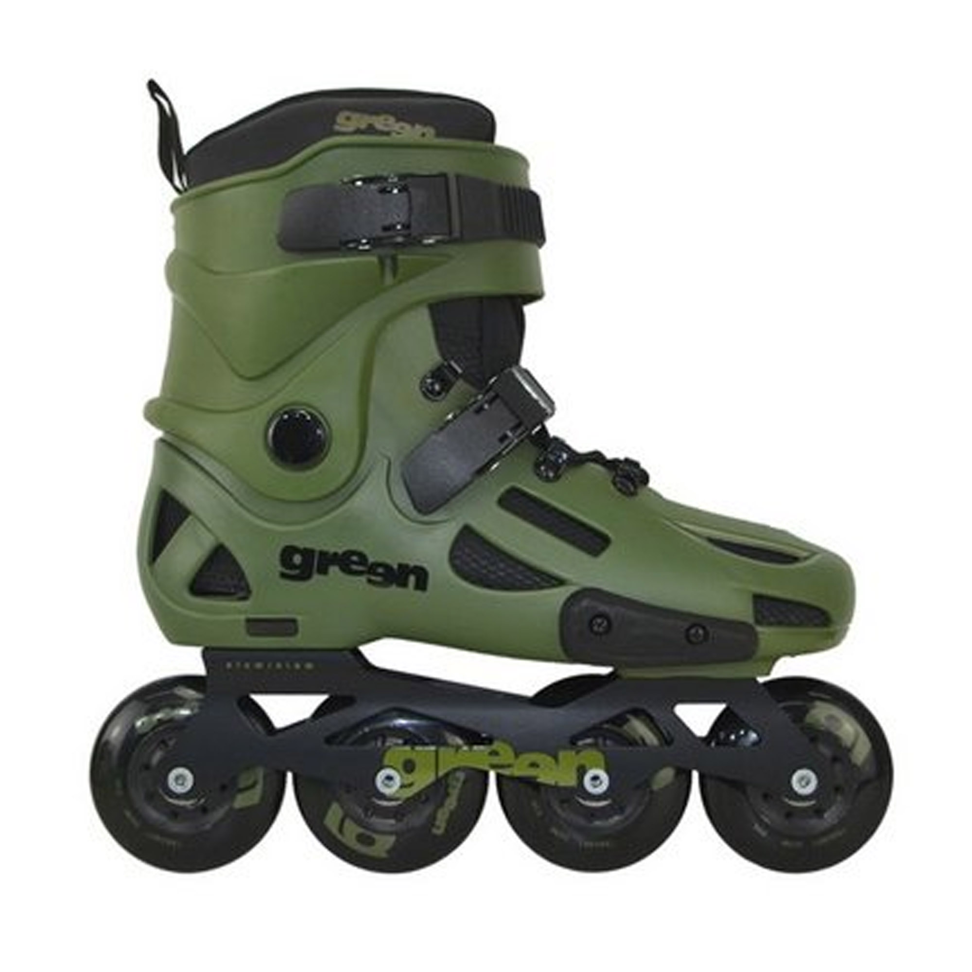 Patins Freestyle Traxart Green