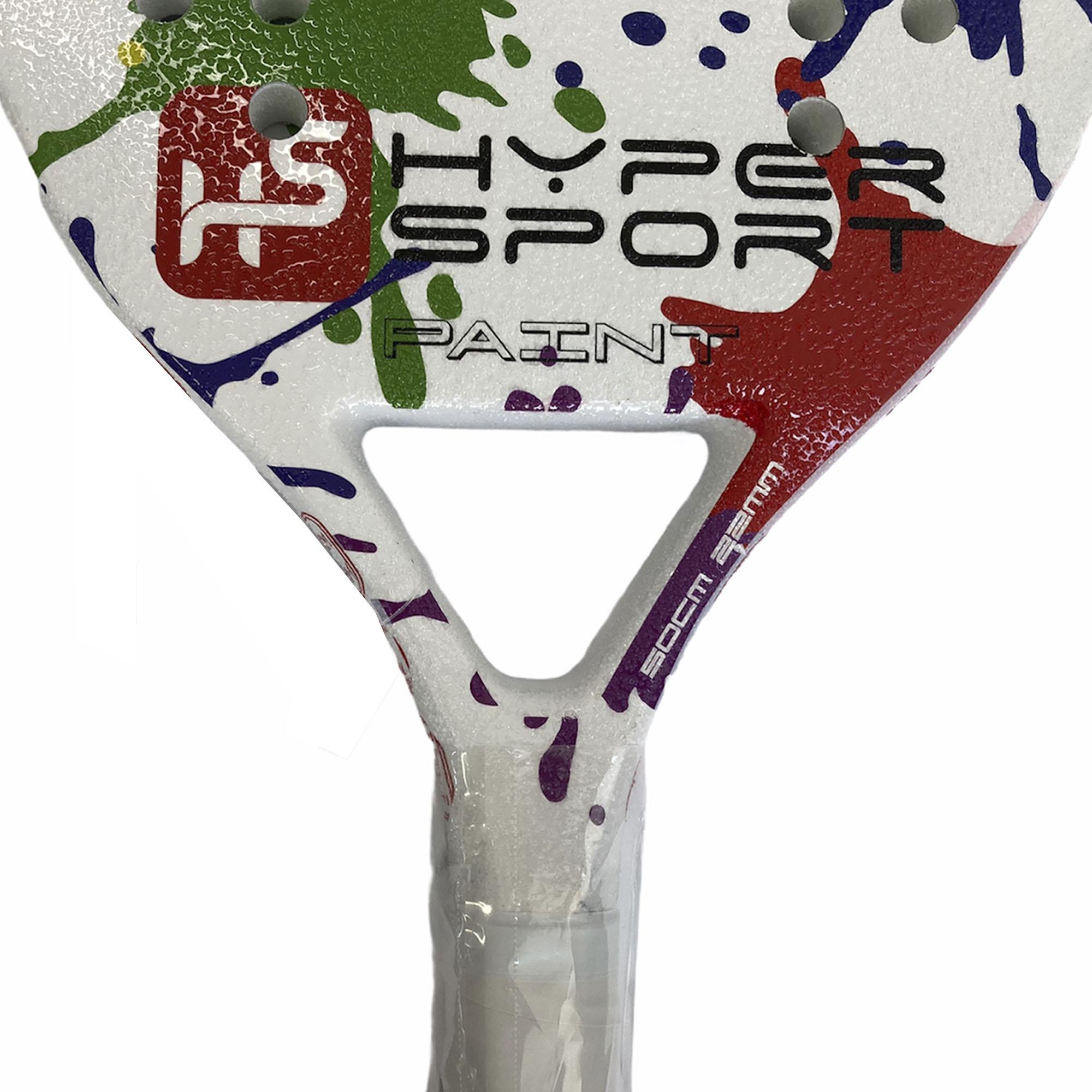 Raquete Beach Tennis Hyper Sports 2021- Paint