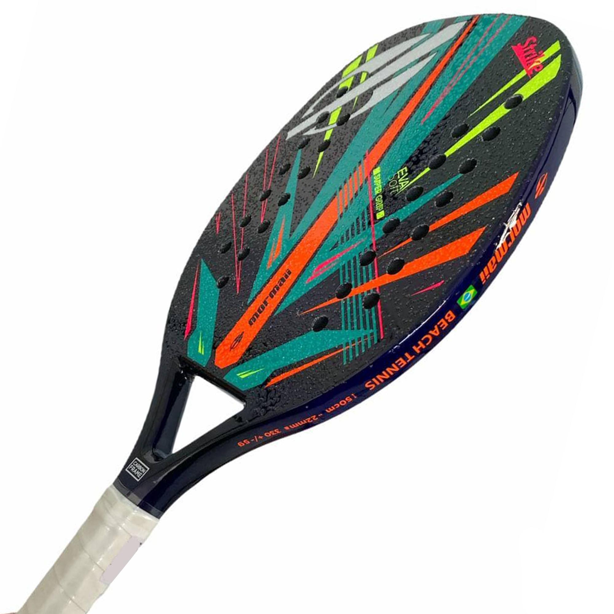Raquete De Beach Tennis Mormaii Strike