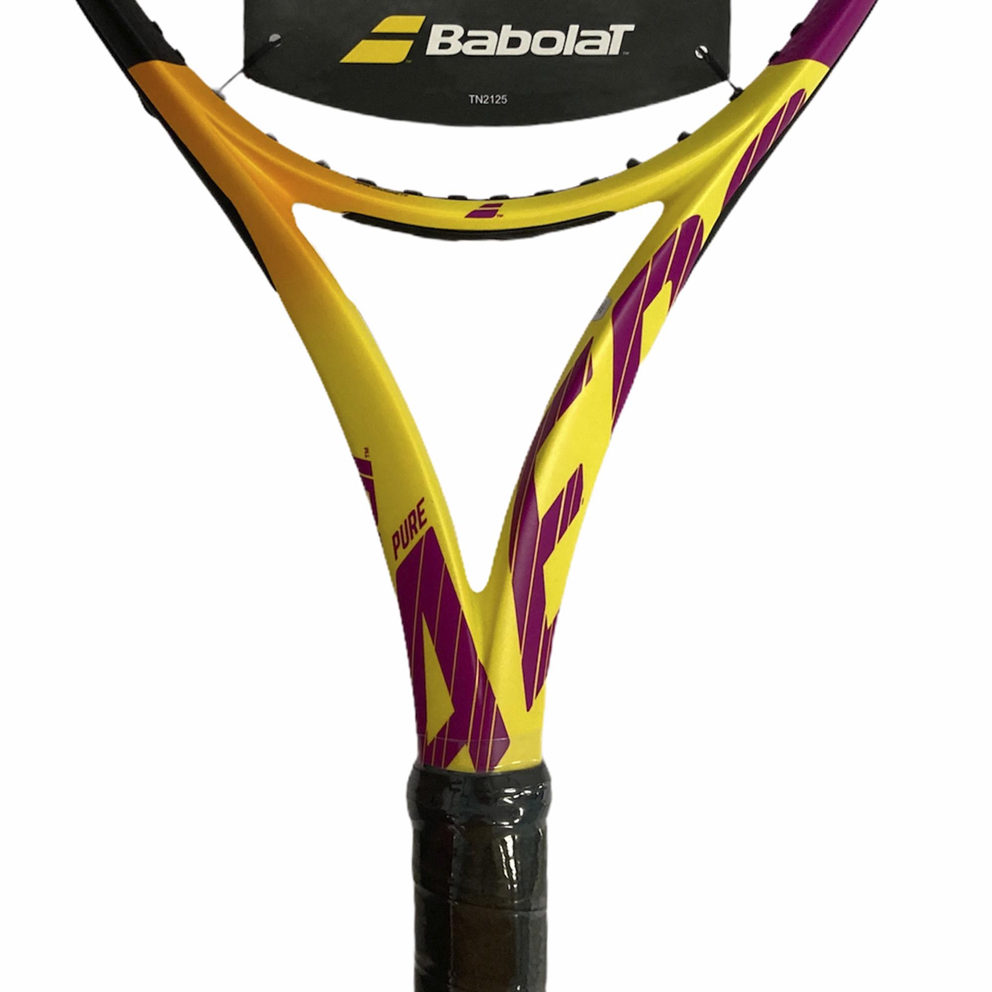 Raquete de Tênis Babolat Pure Aero Rafa 300g