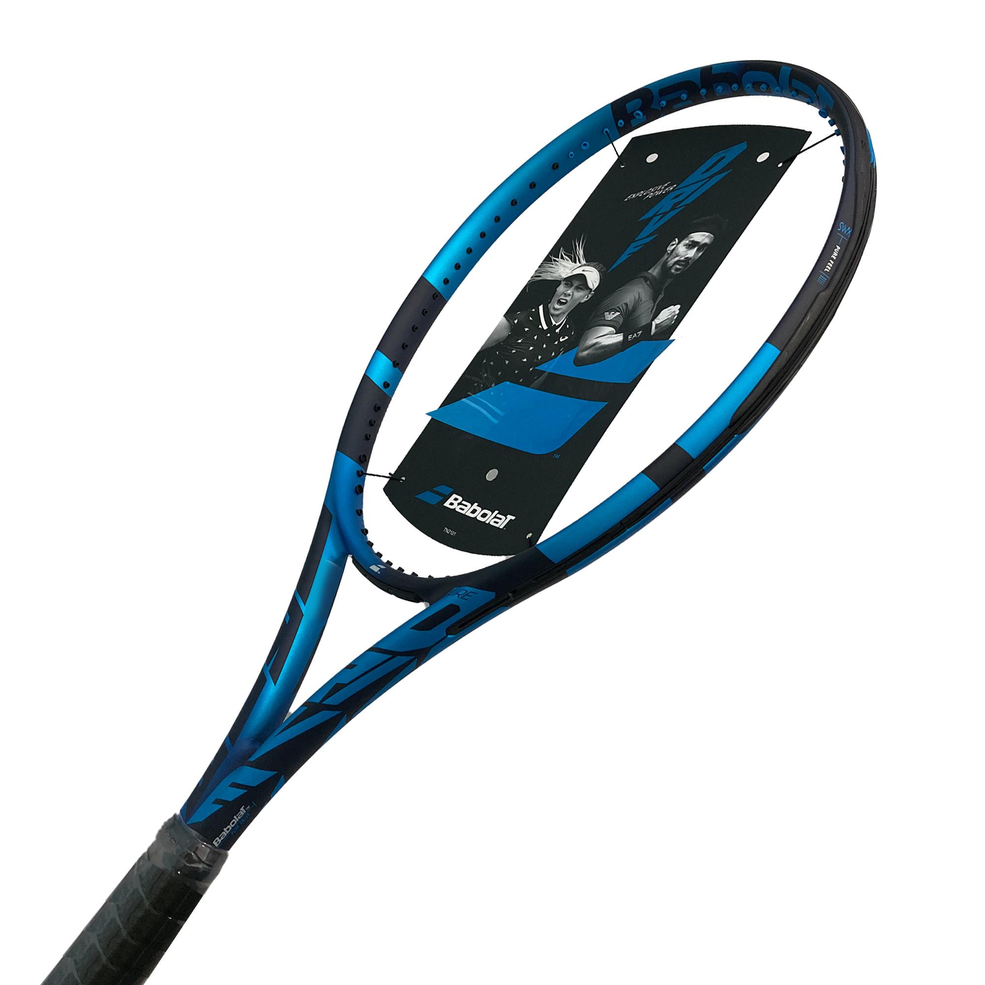 Raquete de Tênis Babolat Pure Drive + 2021 - 300g
