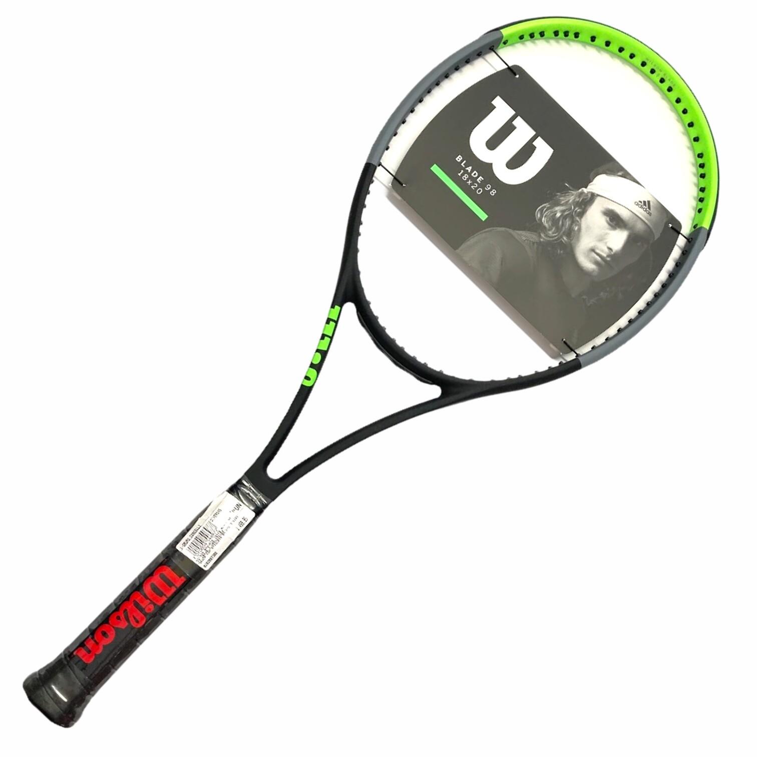 Raquete de Tênis Wilson Blade 98 V7.0 18x20 305g (L3)