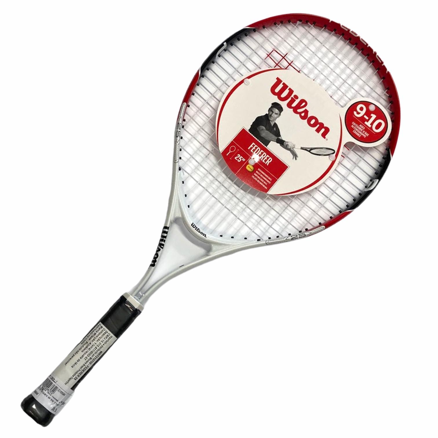 Raquete De Tênis Wilson Federer 25 Junior