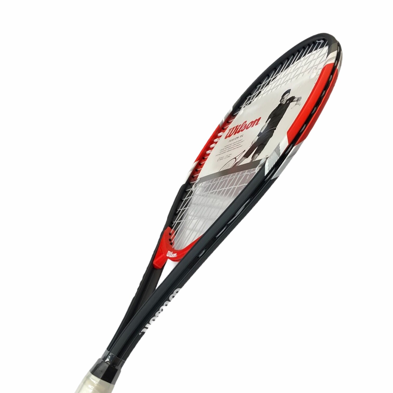 Raquete de Tênis Wilson Fusion XL