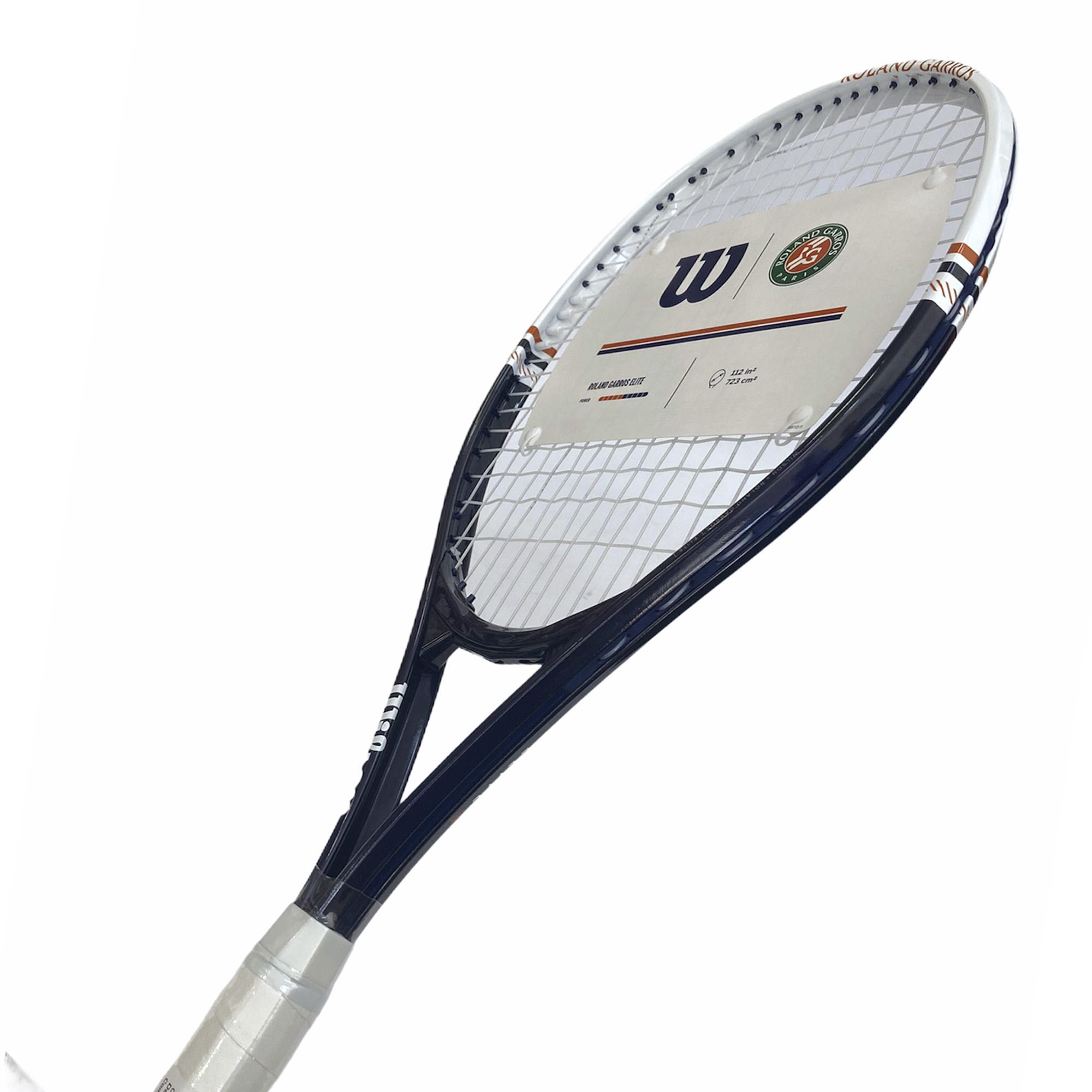 Raquete De Tênis Wilson Roland Garros Elite - Lançamento