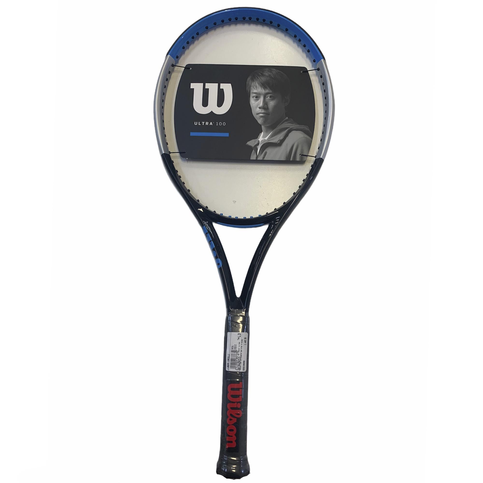 Raquete de Tênis Wilson Ultra 100L V3.0