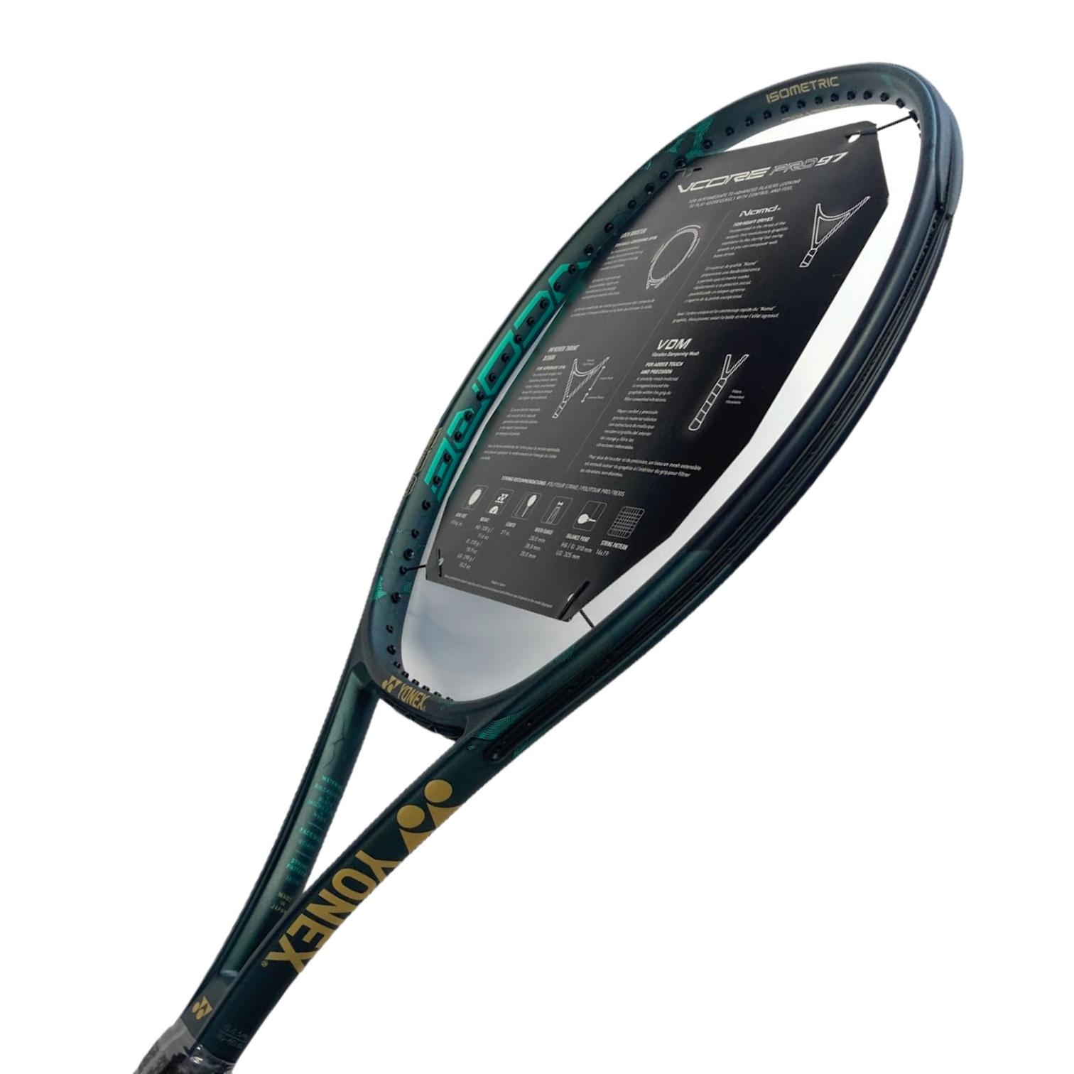Raquete De Tênis Yonex Vcore Pro 97