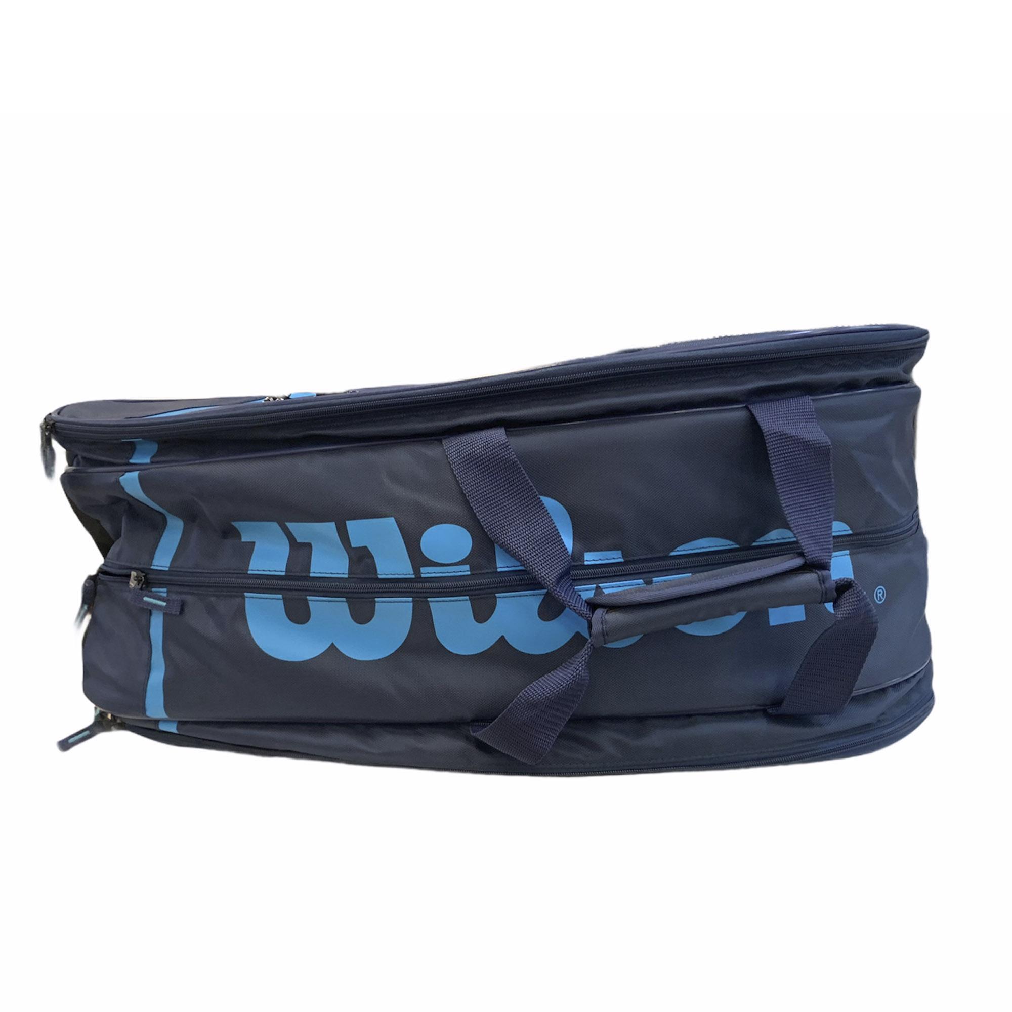 Raqueteira Wilson ESP Team para Padel e Beach Tennis Azul