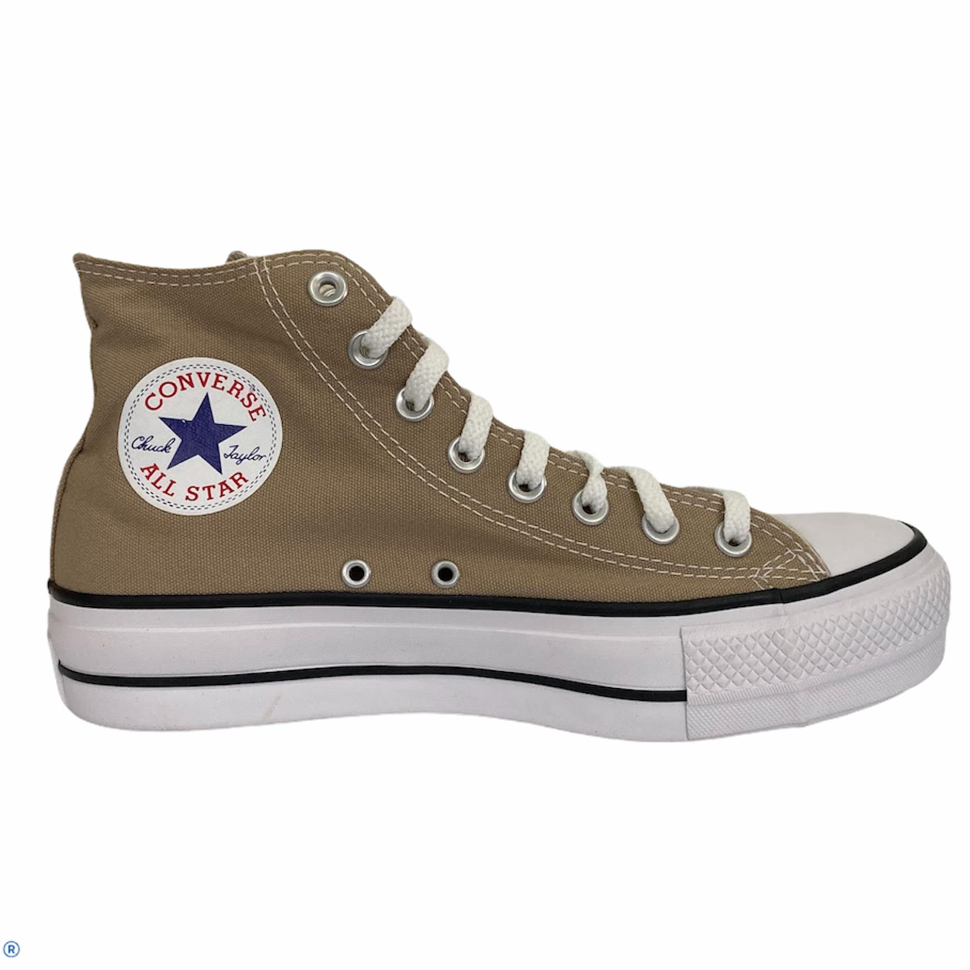 Tênis Converse Chuck Taylor All Star Lift Plataforma High