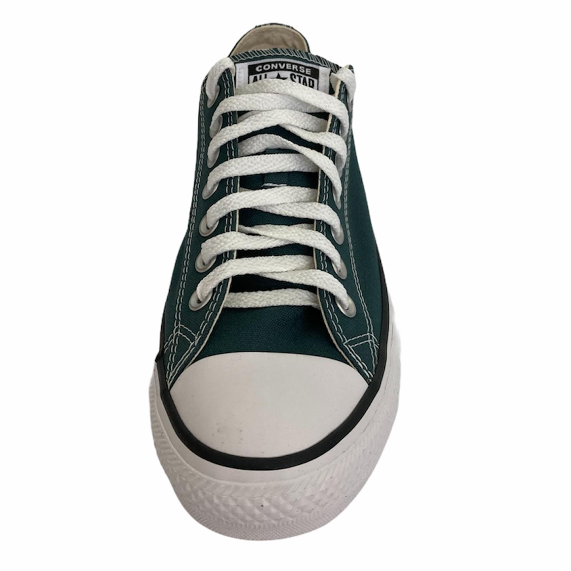 Tênis Converse Chuck Taylor All Star Ox Verde Escuro