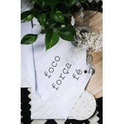 "Pano de Prato  ""FOCO"""