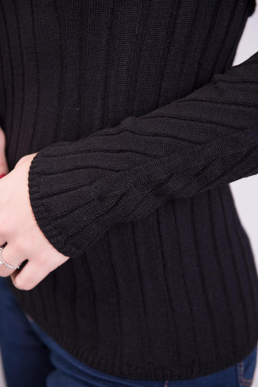 Blusa Canelada em Tricô Jéssi Malhas