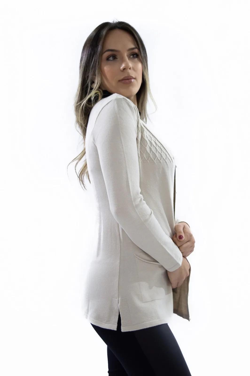 Casaco de Modal Alongado Jéssi