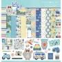 Kit da Coleção Lets Go! - Photo Play Paper