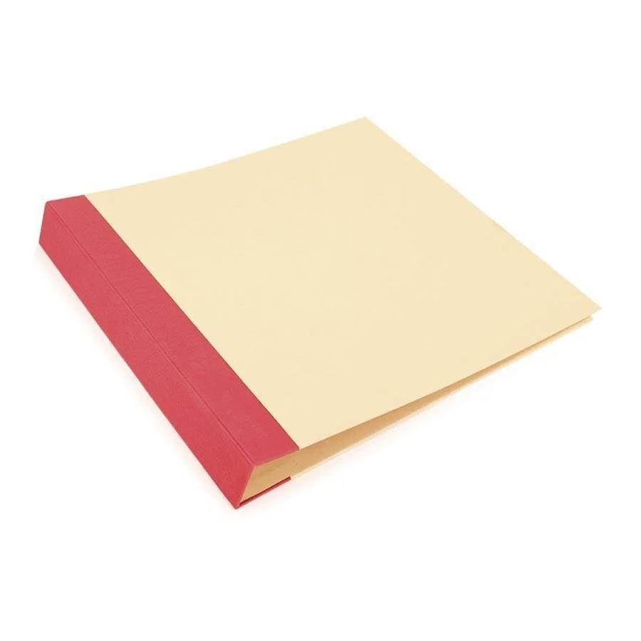Álbum para Scrapbook c/ 10 Refis Tamanho GG Kraft - Toke e Crie