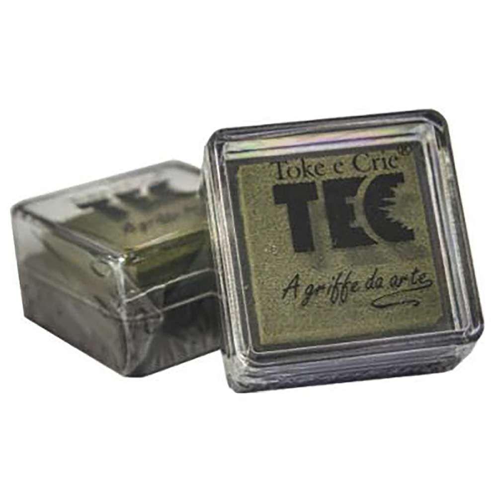 Almofada carimbeira Verde 11690 (ALC012) - Toke e Crie