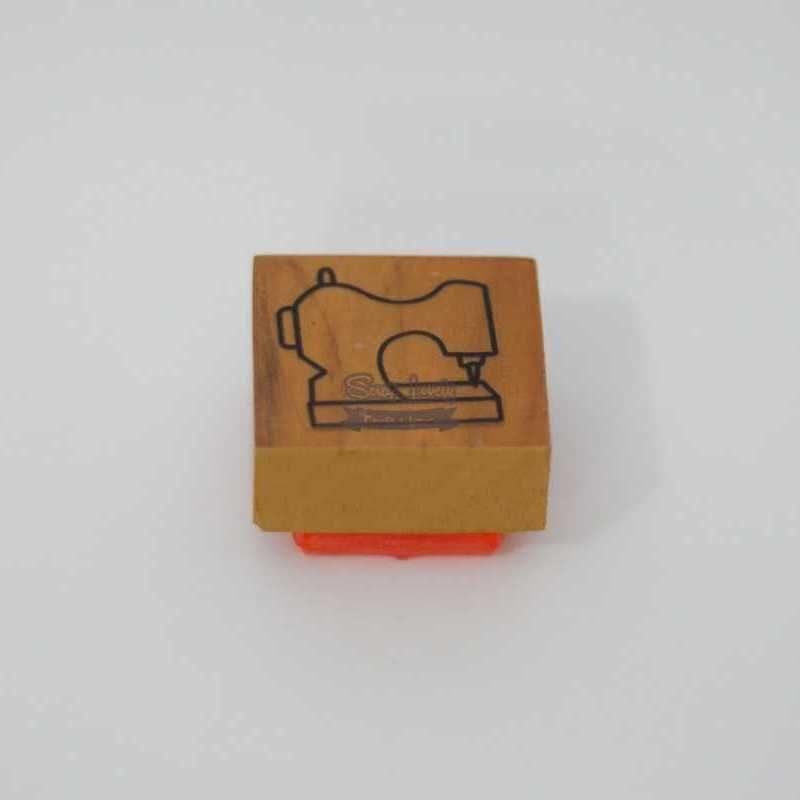 Carimbo de Silicone Máquina de Costura CA-545 - Arte Fácil