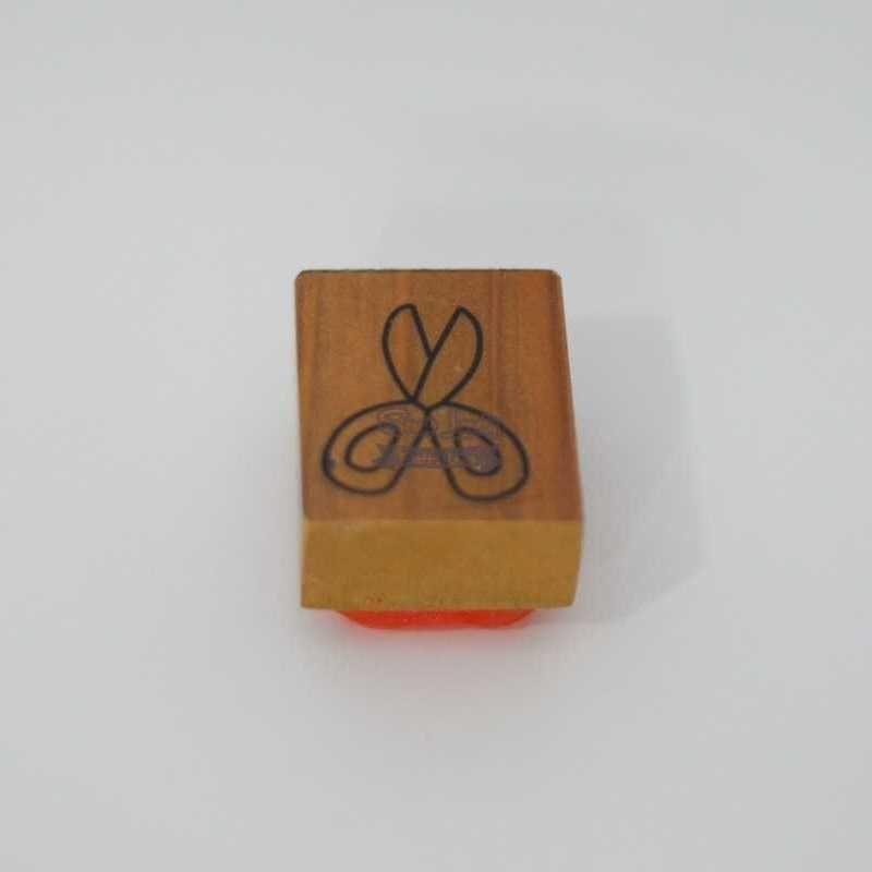 Carimbo de Silicone Tesoura CA-544 - Arte Fácil