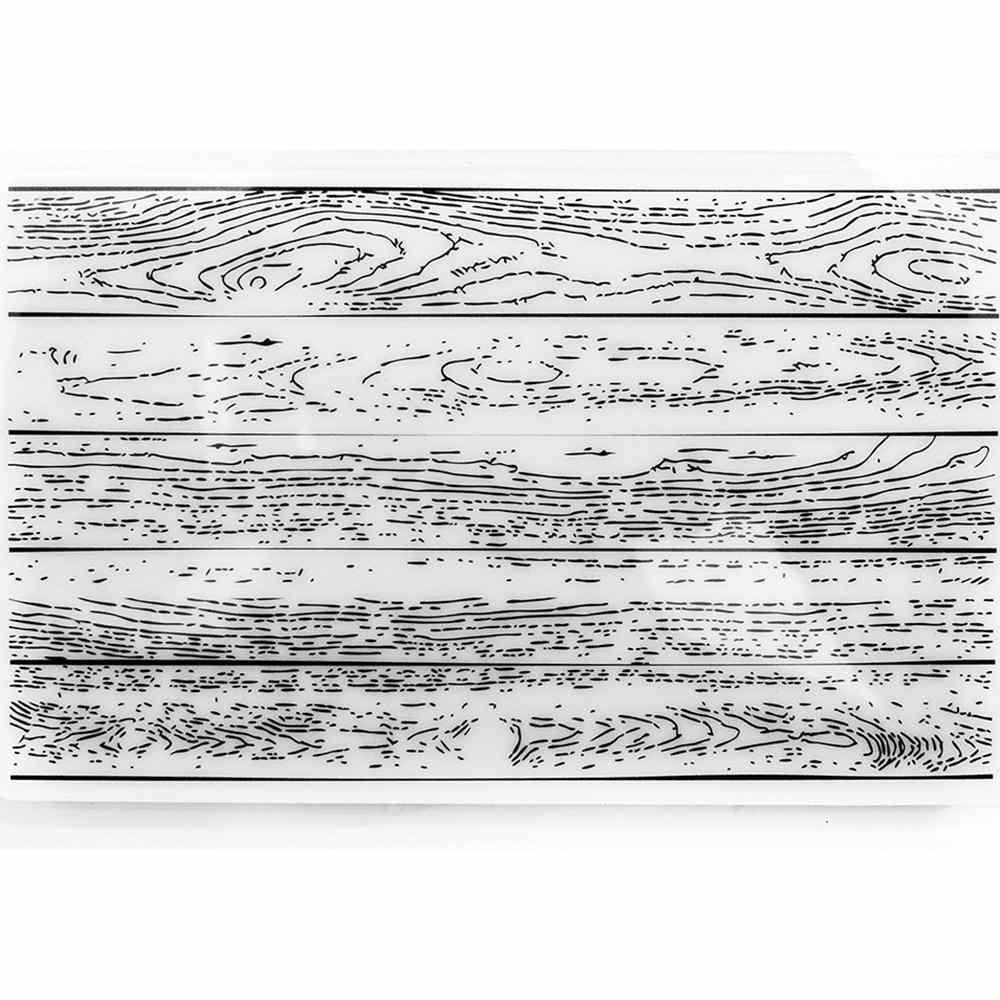 Cartela de Carimbos de Borracha Madeira 20682 (CAEIM13) - Toke e Crie