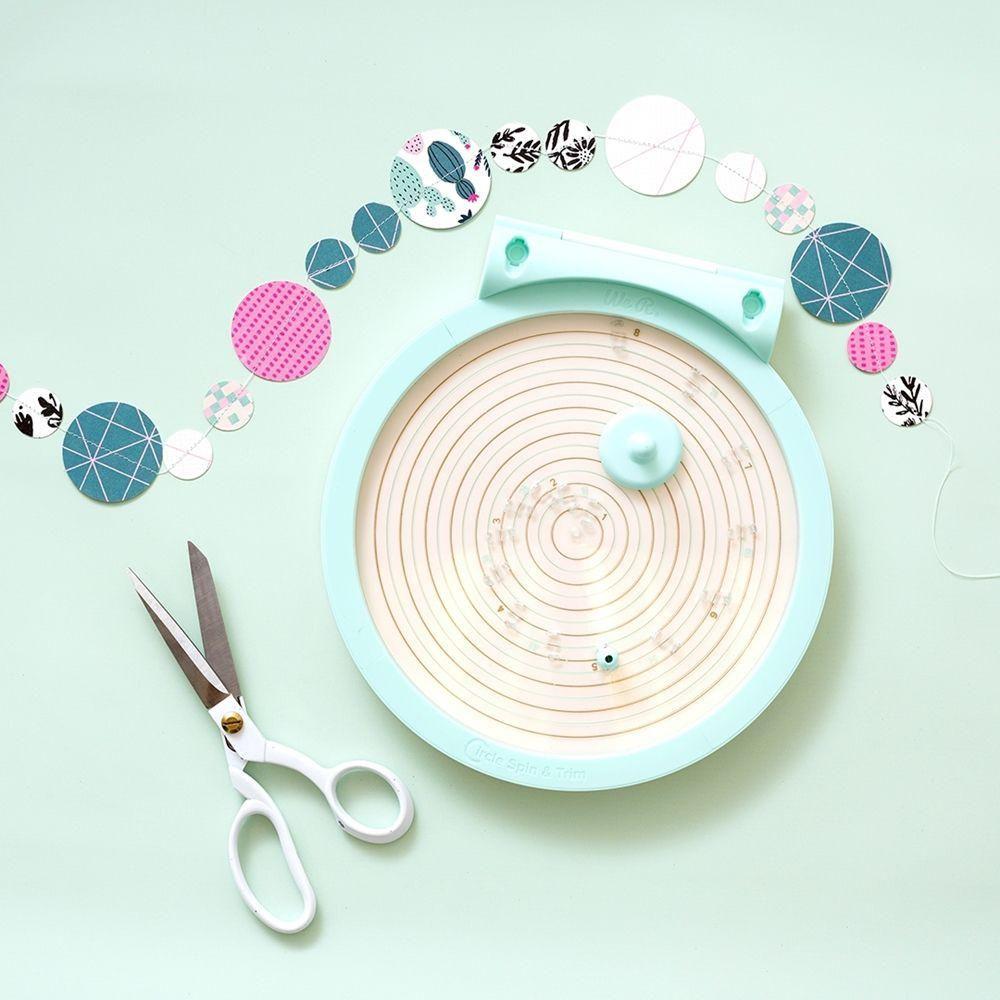 Ferramenta Cortador Circular Circle Spin and Trim - We R Memory Keepers