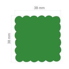 Furador Scrapbook Extra Gigante Quadrado Escalope 9184 (FEGA013) - Toke e Crie