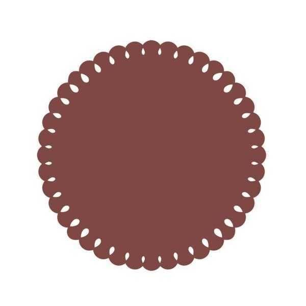 Furador Scrapbook Mágico 360º Círculo Escalope 16988 (F36004) - Toke e Crie