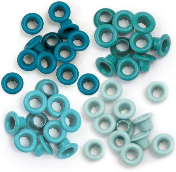 Ilhoses Tons de Azul Aquático - We R Memory Keepers