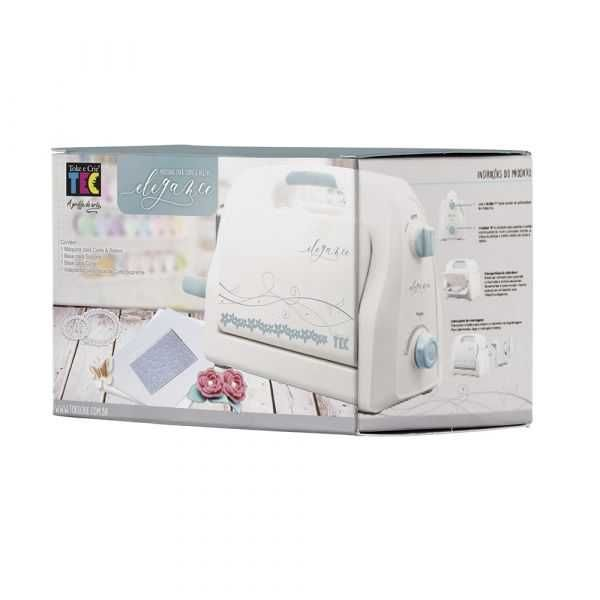 Máquina para Corte e Relevo Elegance 20763 (MCR002) - Toke e Crie