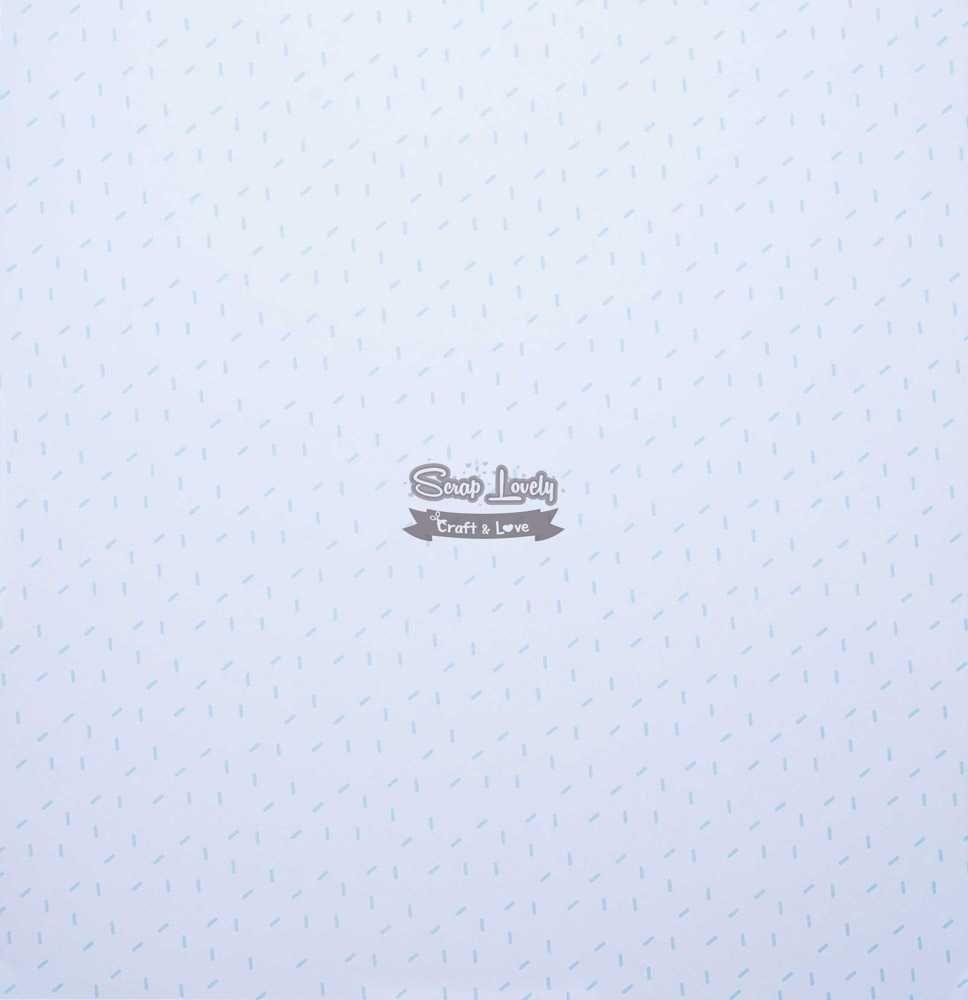 Papel Scrapbook Feliz Aniversário - Oficina do Papel