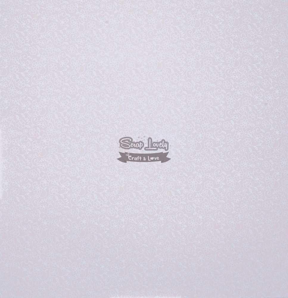 Papel Scrapbook Felizes Para Sempre Detalhes - Oficina do Papel