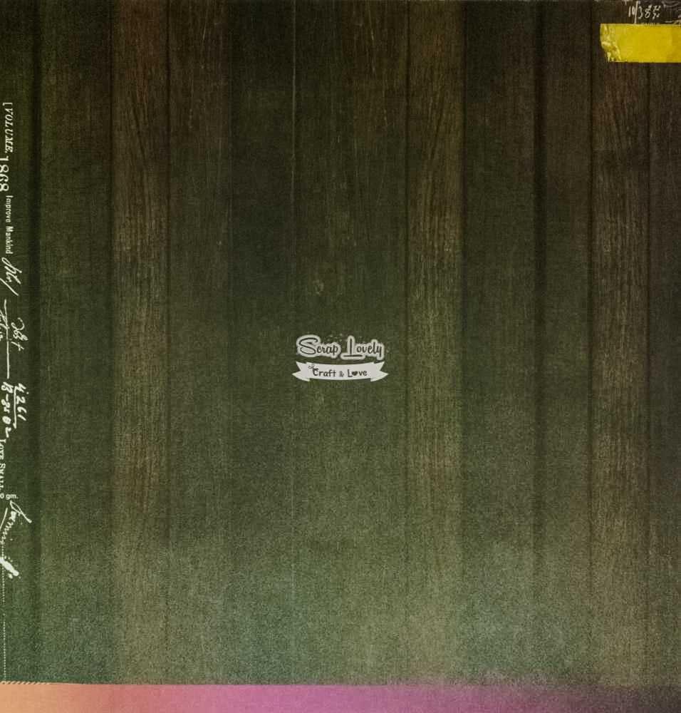 Papel Scrapbook Hawthorne Ethernal - American Crafts