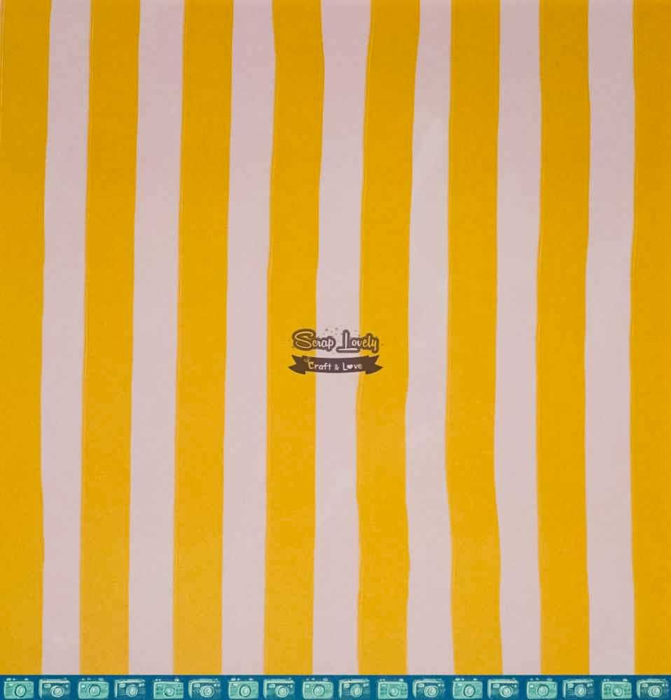 Papel Scrapbook Hustle & Heart Fit to Be Square - American Crafts
