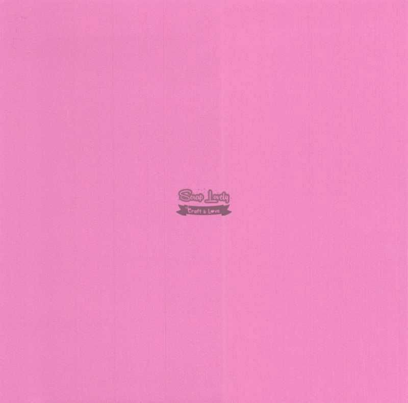 Papel Scrapbook Lisa Pink - Metallik