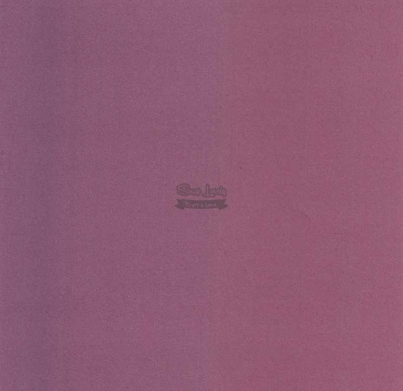 Papel Scrapbook Lisa Uva - Metallik