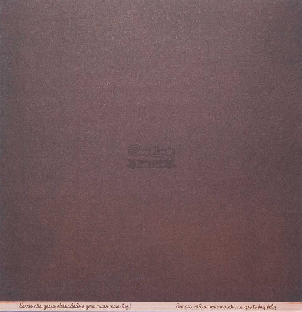 Papel Scrapbook Love Scrap Feito Com Amor - JuJu Scrapbook