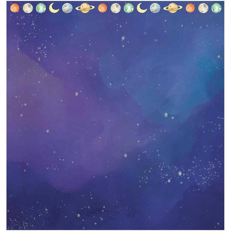 Papel Scrapbook Meu Universo SD-1192 - Litoarte