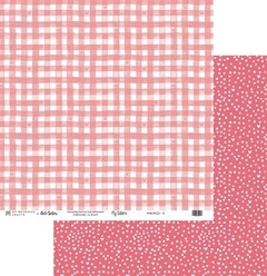 Papel Scrapbook My Colors Candy Color Rosa MMCMCO-11 - My Memories Crafts