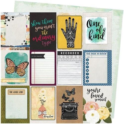 Papel Scrapbook Storyteller - American Crafts