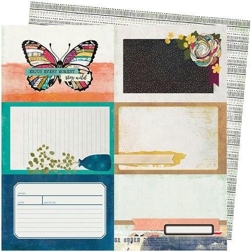 Papel Scrapbook Storyteller Rendering - American Crafts
